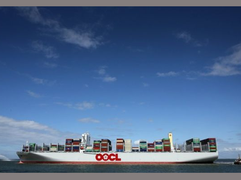 China shipper Cosco makes $6.3bn bid for HK rival OOIL