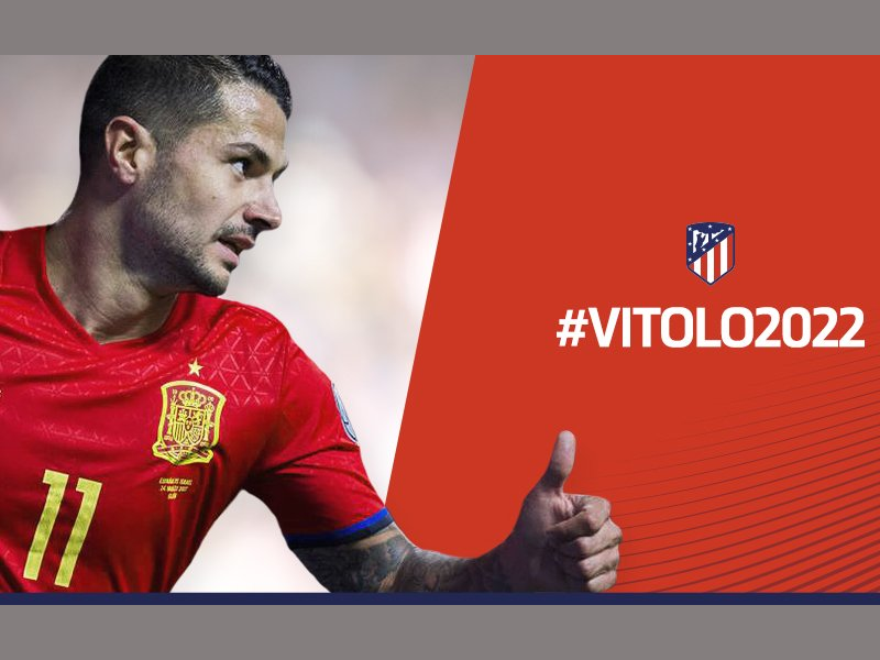 Atletico Madrid agree deal to sign Vitolo despite transfer ban