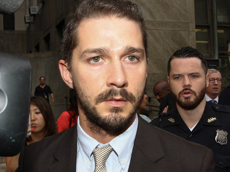 Shia LaBeouf apologises for Georgia arrest, seeks addiction treatment