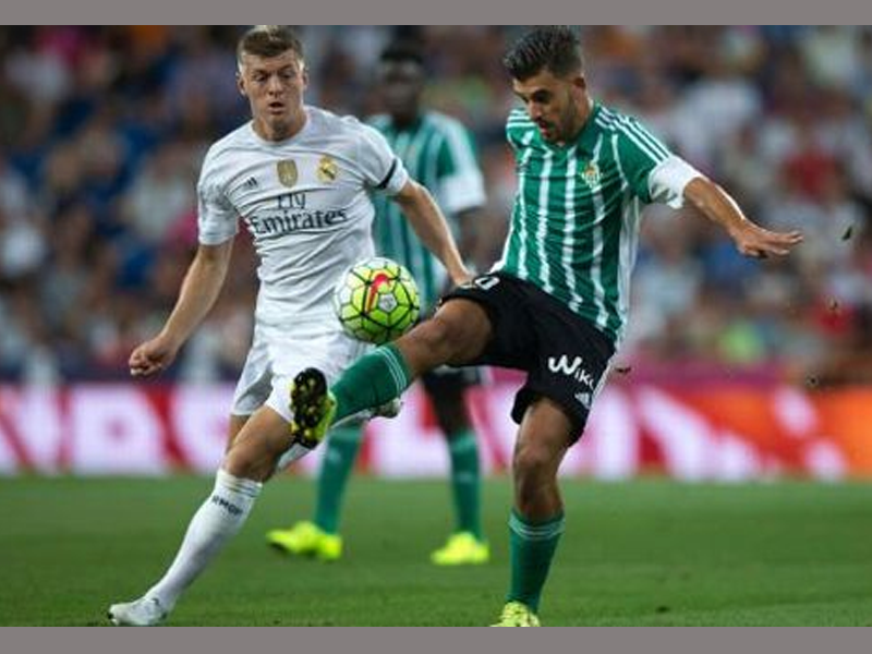 Setien: It's not an easy task to replace Dani Ceballos