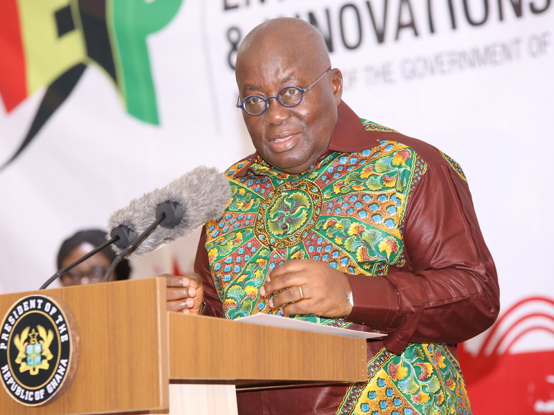 Akufo-Addo courts Swiss' help to tackle youth unemployment