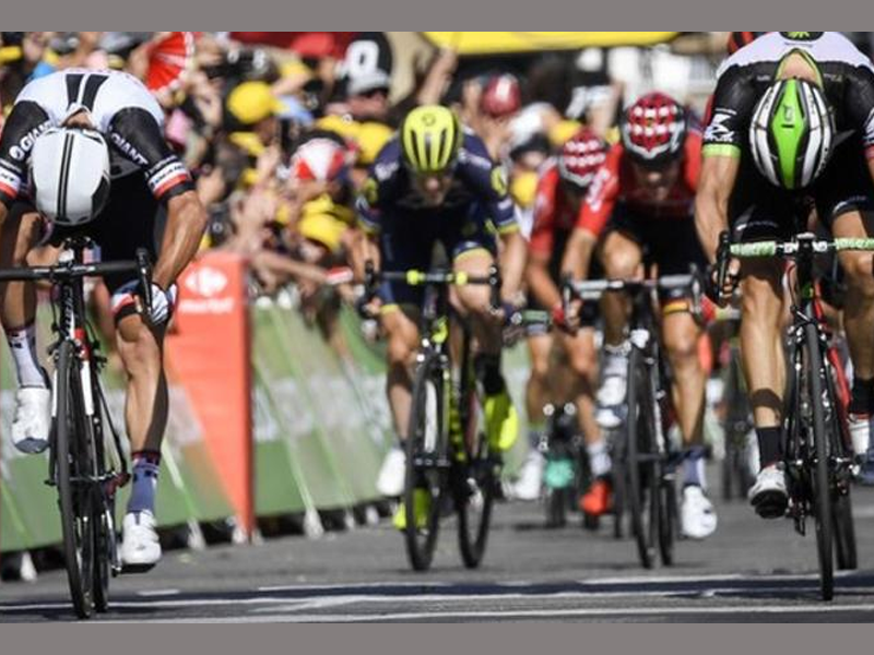 It's been a Tour de France for the underdogs