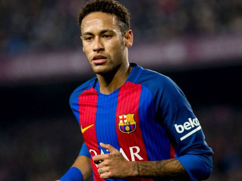 Neymar storms out of Barcelona training after confrontation with Semedo