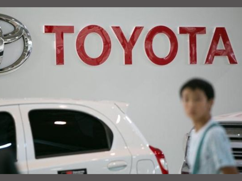 Toyota and Mazda Team for $1.6 Billion Electric Vehicle Plant
