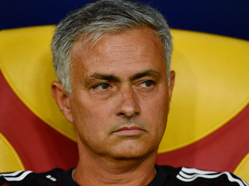 Man United Will Be Among Europe's Elite in Two Years, Says Mourinho