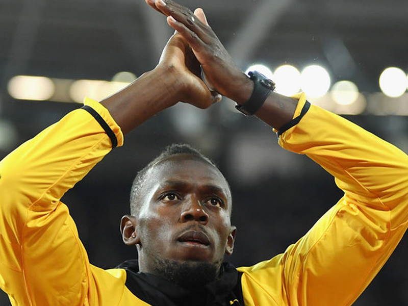 Usain Bolt Set to Miss Manchester United's Charity Match in September