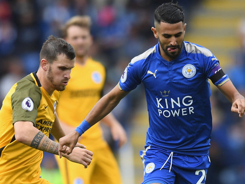 Simpson wants Mahrez stay at Leicester City