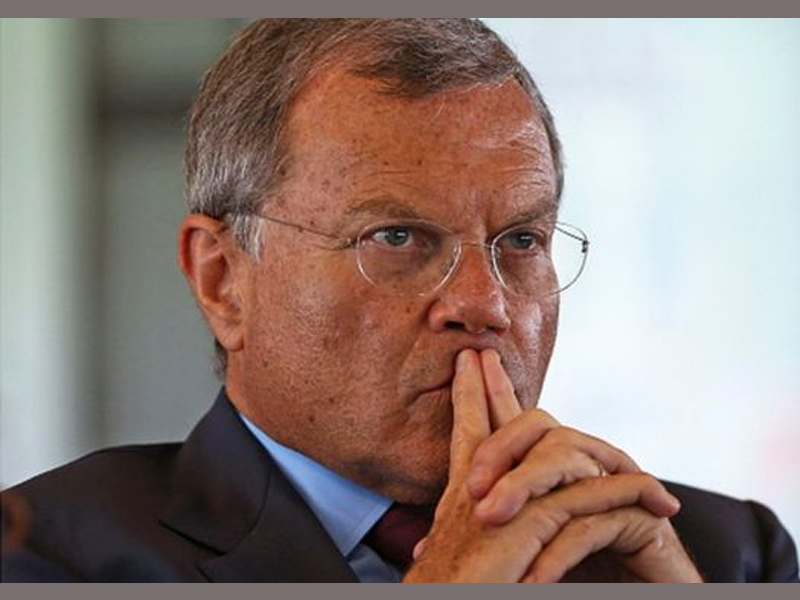 WPP shares slump over 10% as advertising giant slashes growth forecast