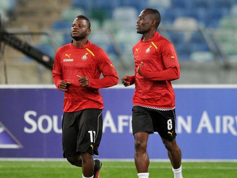 Black Stars coach Kwesi Appiah defends squad for Congo clash