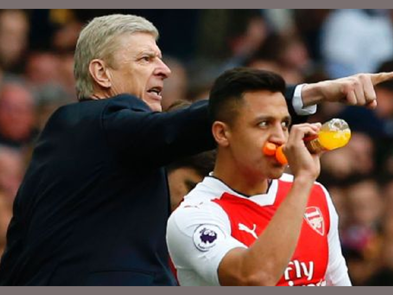 Will Alexis Sanchez take this good advice on Arsenal career?
