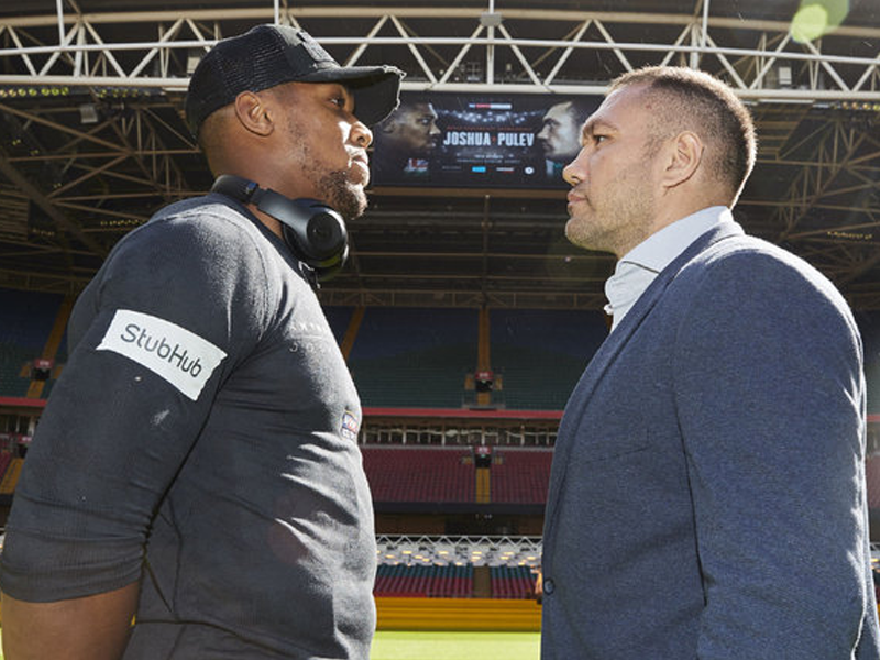 Thousand Tickets are Sold for Pulev-Joshua Clash