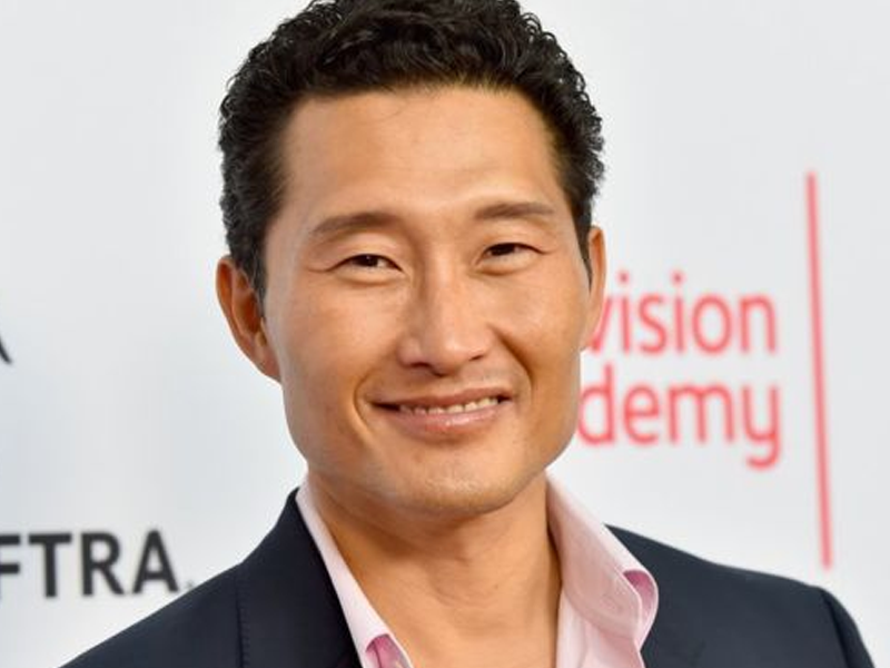 Daniel Dae Kim 'could replace Ed Skrein in Hellboy'