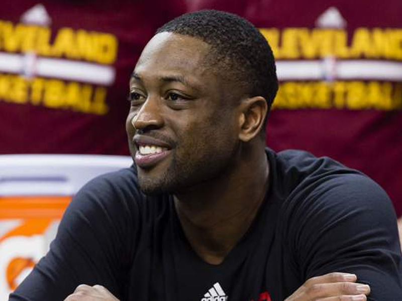 Dwyane Wade: 'Like Peanut Butter and Jelly' With LeBron James
