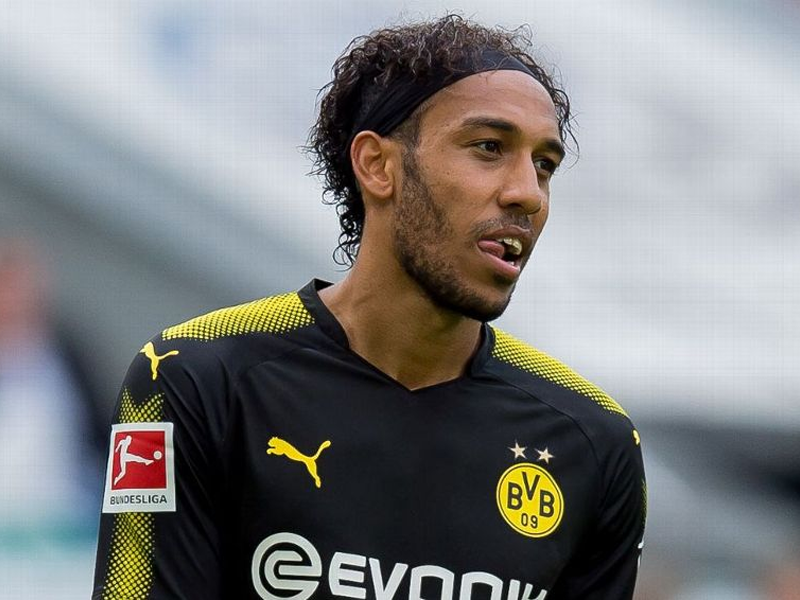Aubameyang had no Premier League ambitions