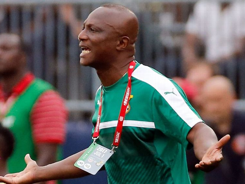 We still have something to fight for, says Ghana coach Appiah