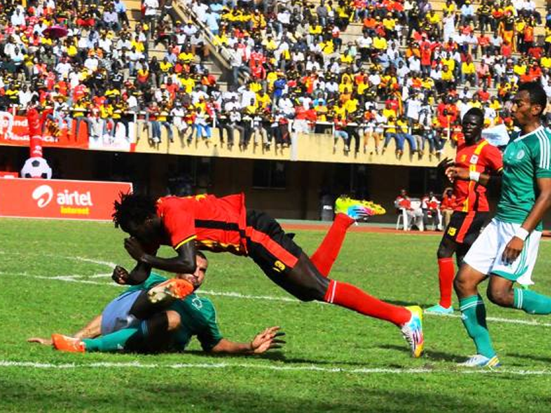 Uganda vs Ghana: how and where to watch