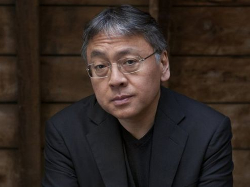 Ishiguro Gets 2017 Nobel Prize For Literature
