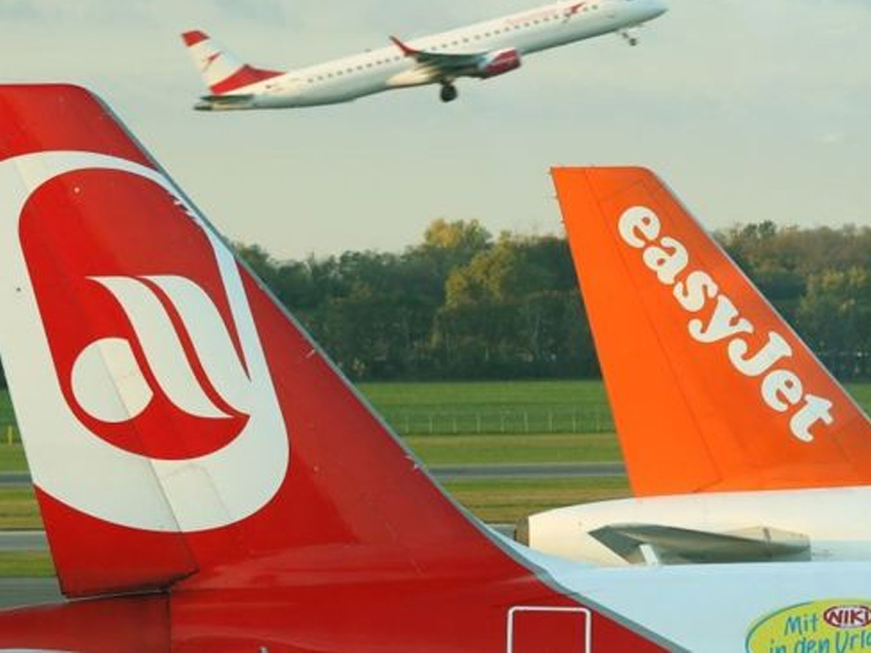 Easyjet's swoop on Air Berlin could build on position in German capital