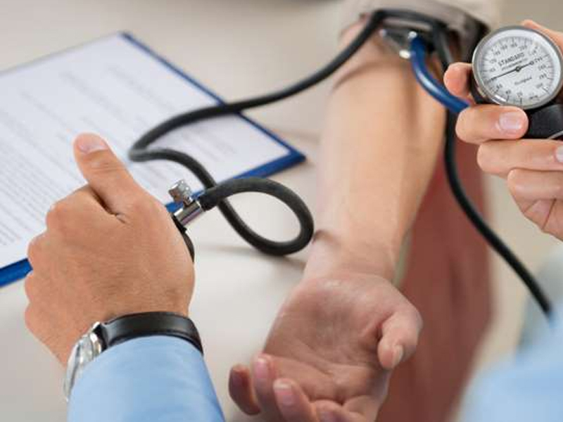 Doctor weighs in on change of blood pressure guidelines