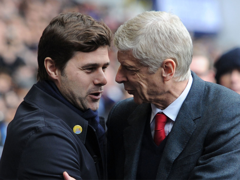 Arsene Wenger: 'Arsenal are not underdogs for North London derby'
