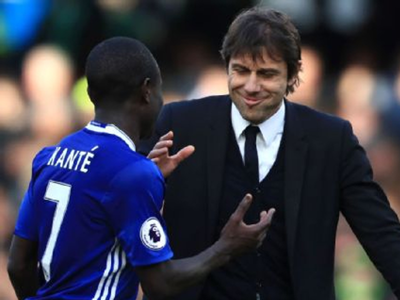 Conte asks one thing of his Chelsea players this season
