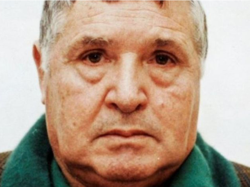 Mafia boss Toto 'the beast' Riina dies at 87