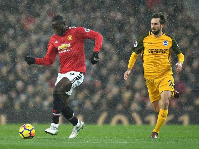 Shy Lukaku showing great mentality - Mourinho