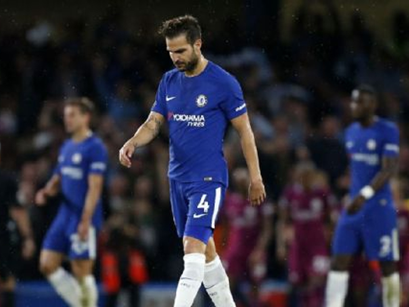 Fabregas had concerns over Chelsea career