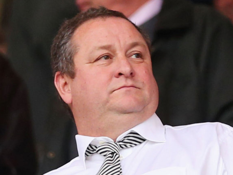 Mike Ashley and Amanda Staveley continue Newcastle sale talks over a curry