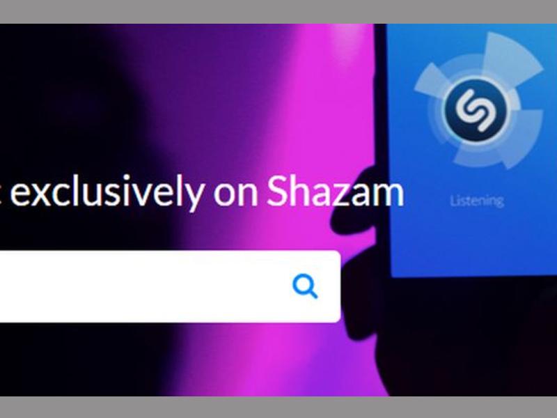 Apple Rumored To Acquire Shazam