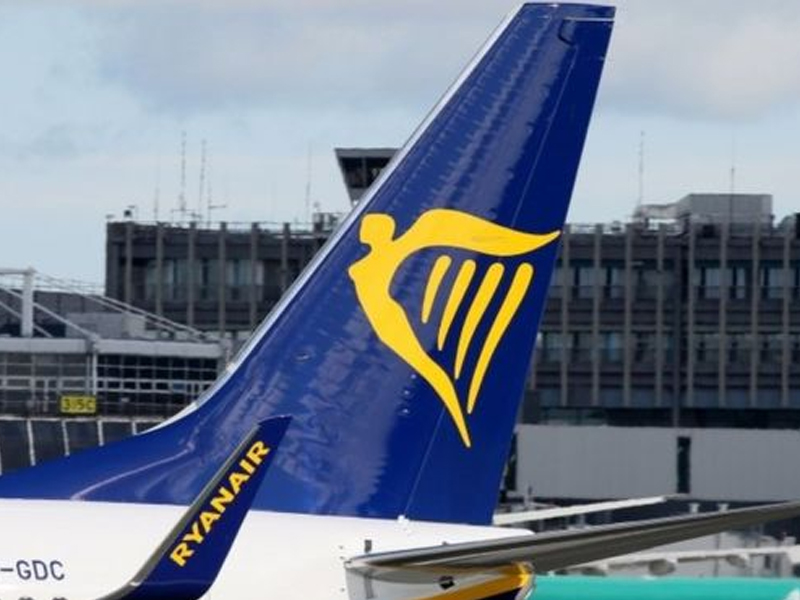 Ryanair pilots to strike in run-up to Christmas