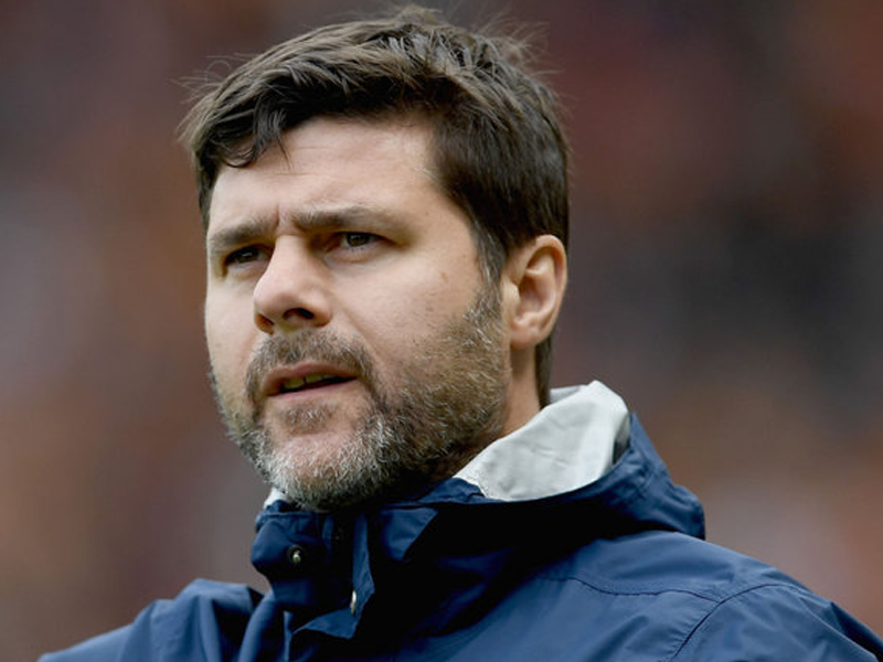 Mauricio Pochettino insists Spurs are up for Manchester City challenge
