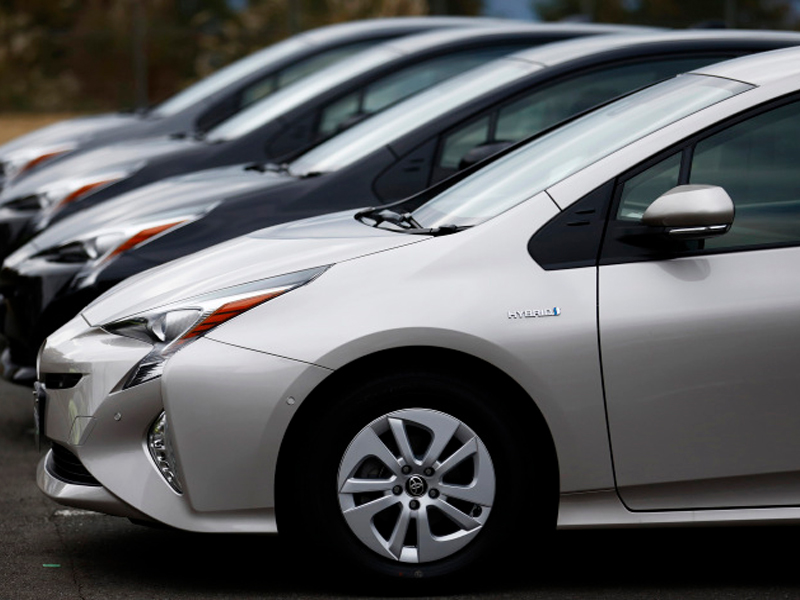 Toyota sets sights on one million electric vehicle sales by 2030