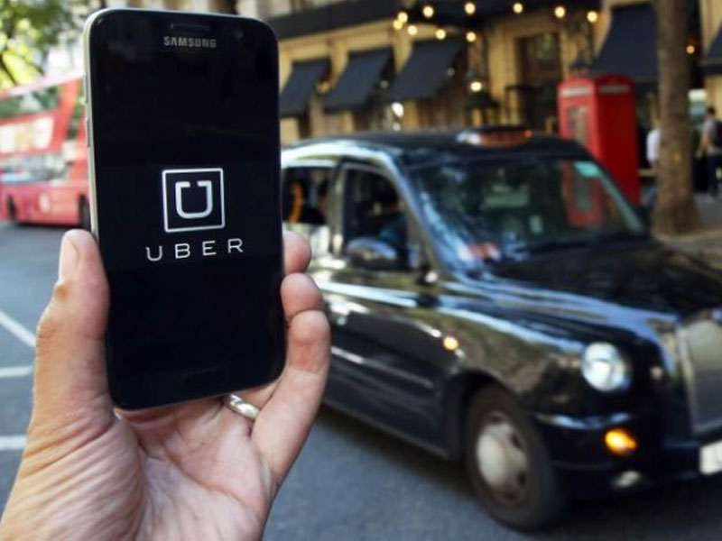 Uber suffers new blow as European Union court rules it's a taxi service
