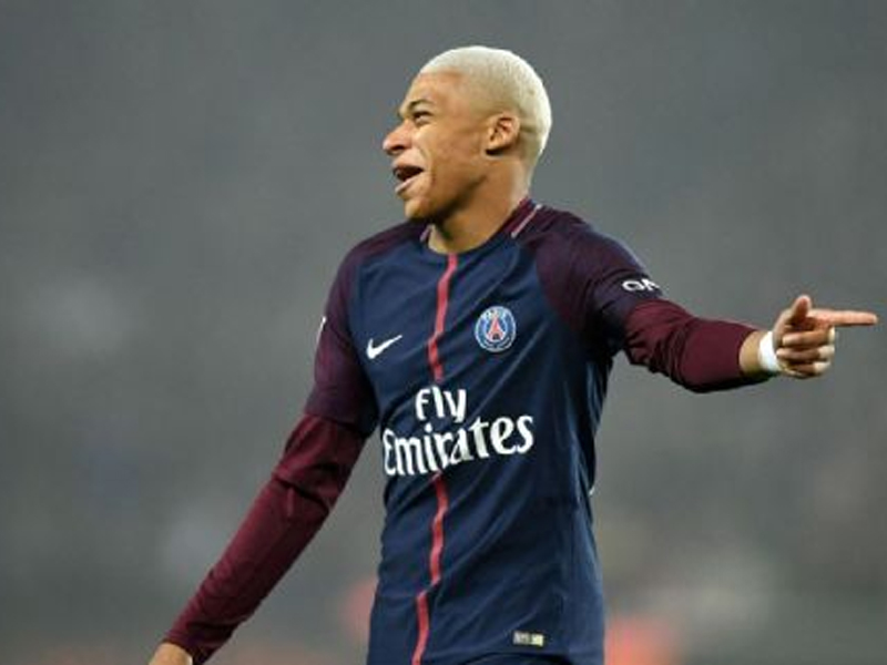 PSG star Mbappe: I don't know where I'll be in two years