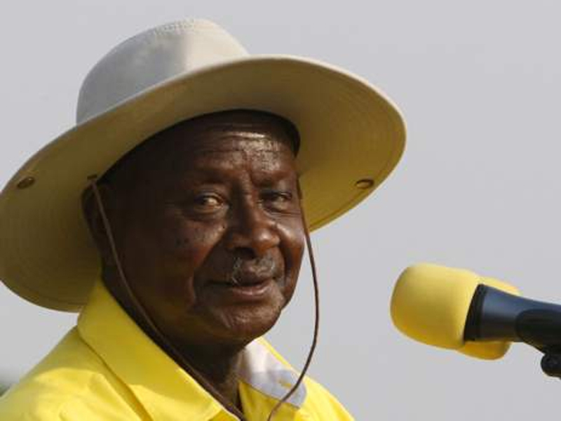 Uganda parliament approves bill removing presidential age limit