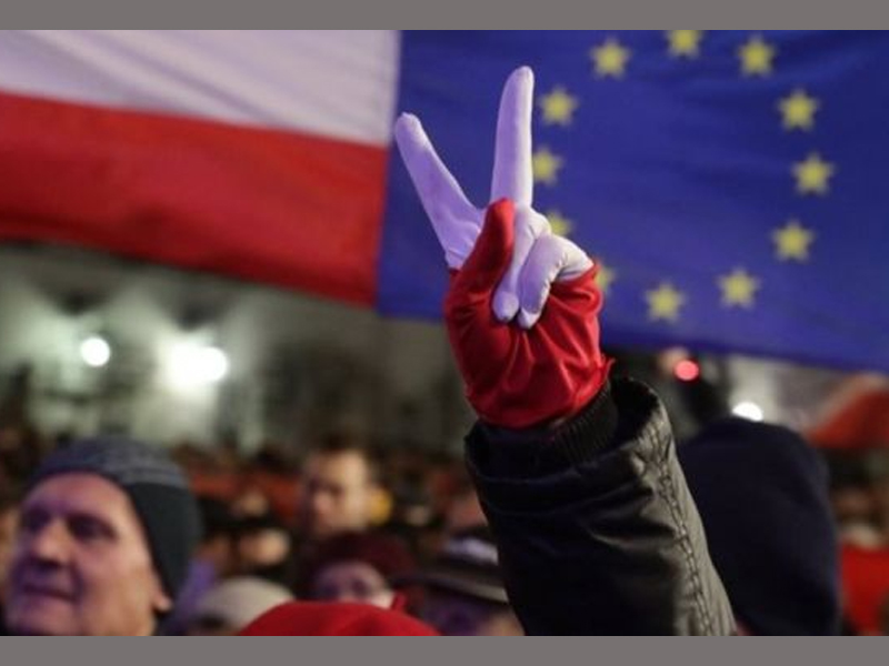 European Commission triggers Article 7 against Poland over serious 'breach of law'