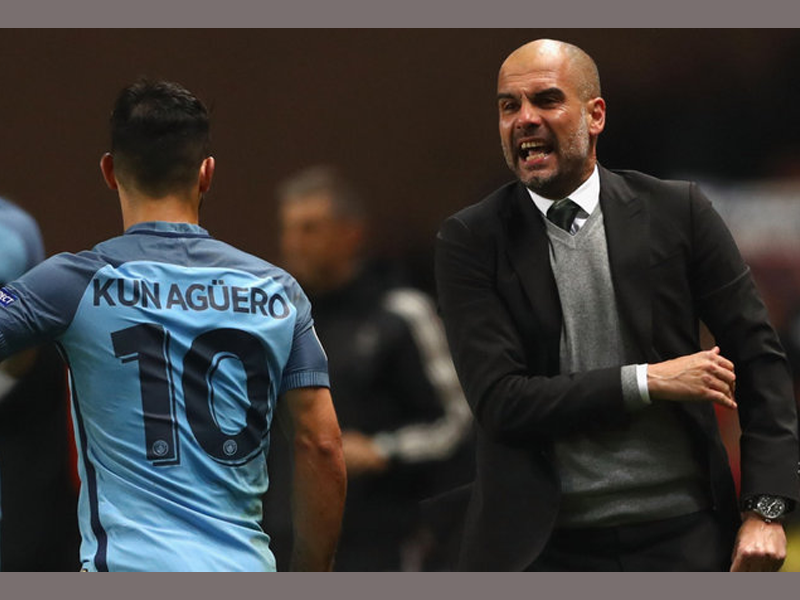 Pep Guardiola: Kyle Walker injury shows schedule is 'killing the players'