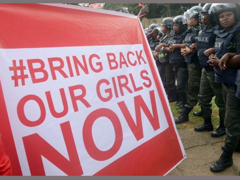 Troops Rescue Another Chibok Girl in Pulka