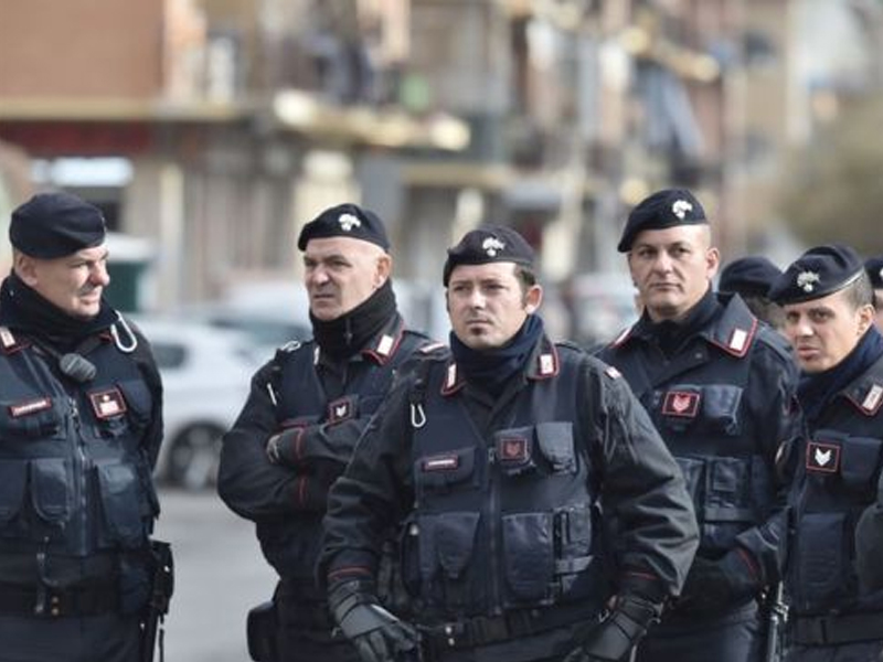 169 arrested in Italy, Germany in operation targeting Calabrian mafia
