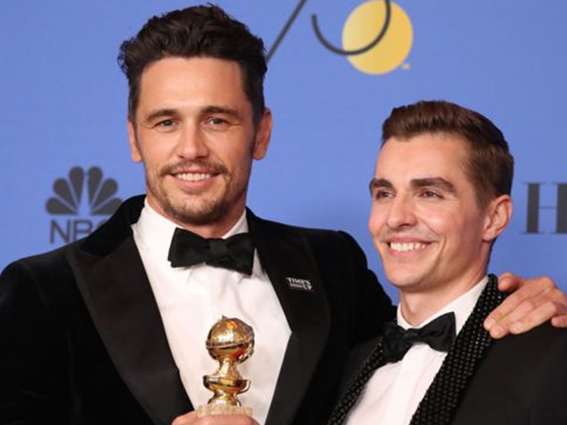 James Franco accused of sexual harassment in Hollywood, actor denies claims