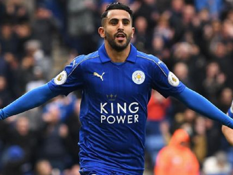 Leicester's Riyad Mahrez could be worth £100m in summer - Claude Puel