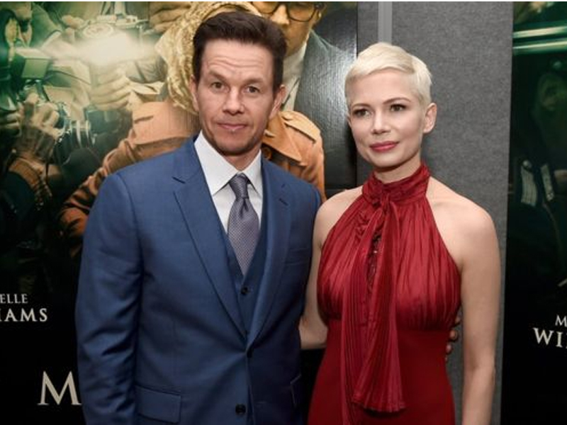 Michelle Williams Praises Mark Wahlberg For Donating Reshoot Fee to Times Up