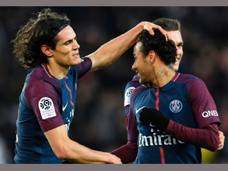 Neymar scores four as PSG destroys Dijon