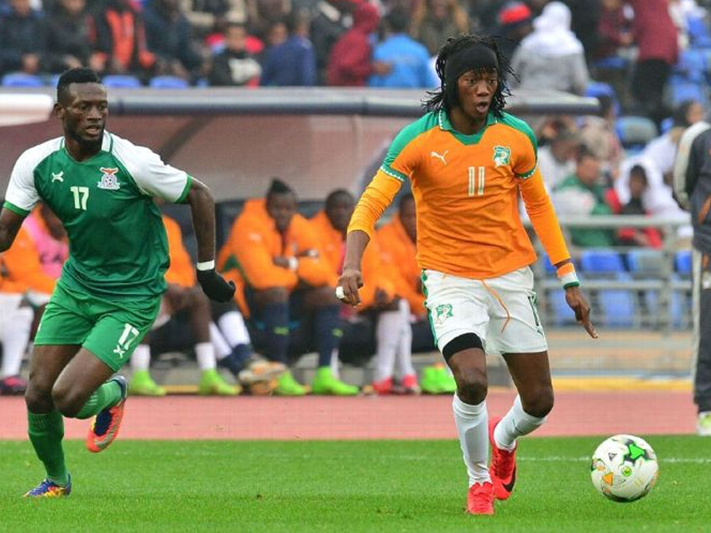 Zambia, debutant Namibia book places in African Nations Championship quarter-final
