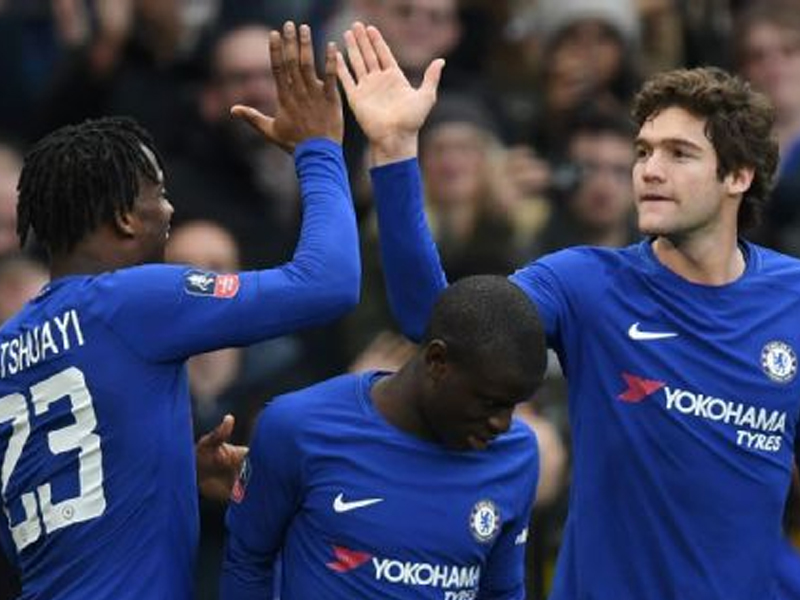 Michy Batshuayi, Eden Hazard both 8/10 as Chelsea beat Newcastle