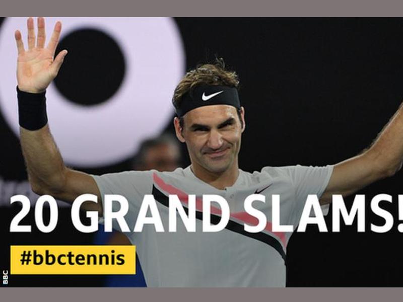 Federer reaches Australian Open final