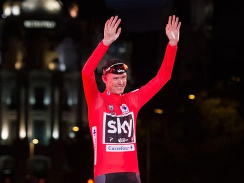 Froome to start season in Spain under doping cloud