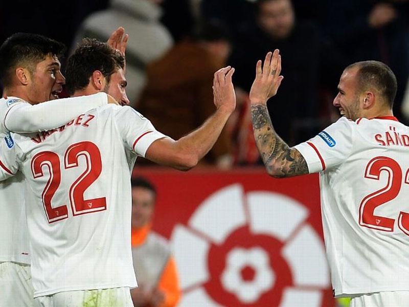 Sevilla end Leganes' dream run to reach Copa del Rey final