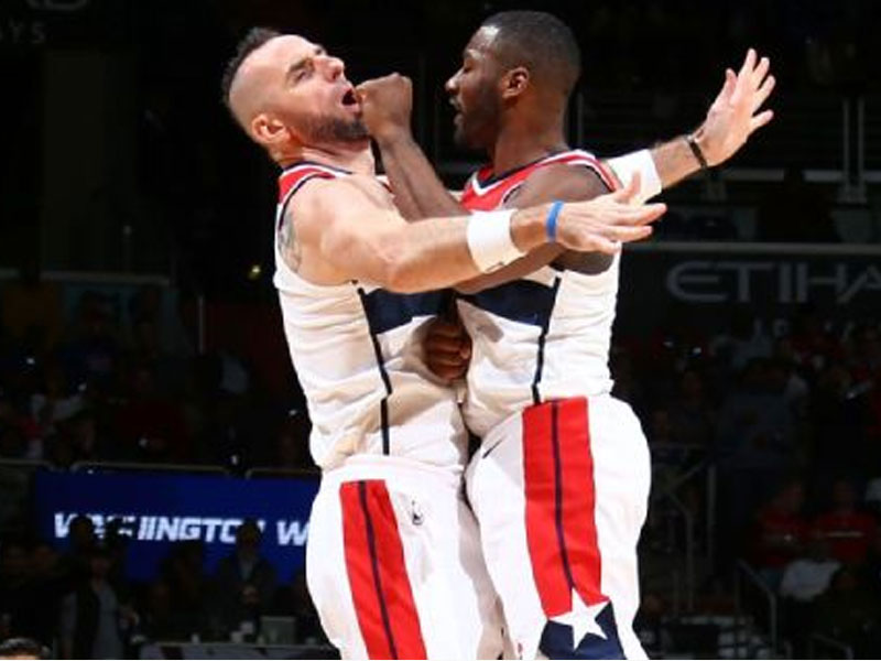 John Wall, Marcin Gortat Met Privately To Clear Air